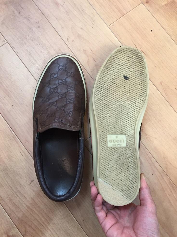 hot sales 1c27c e0ecd グッチの革靴やシューズ修理について詳しく解説 | 靴修理専門店 ...