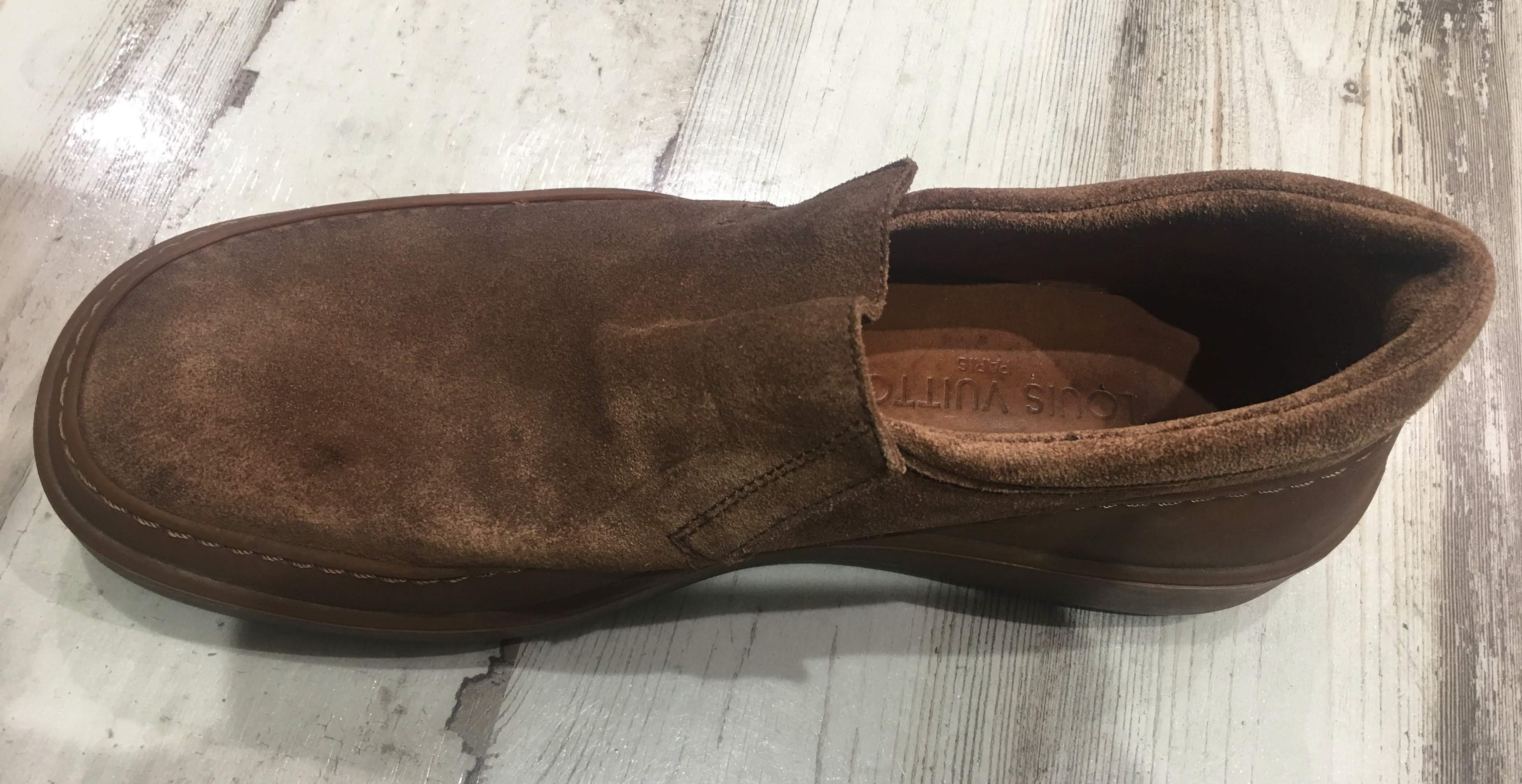 ヴィトン 革靴 修理
